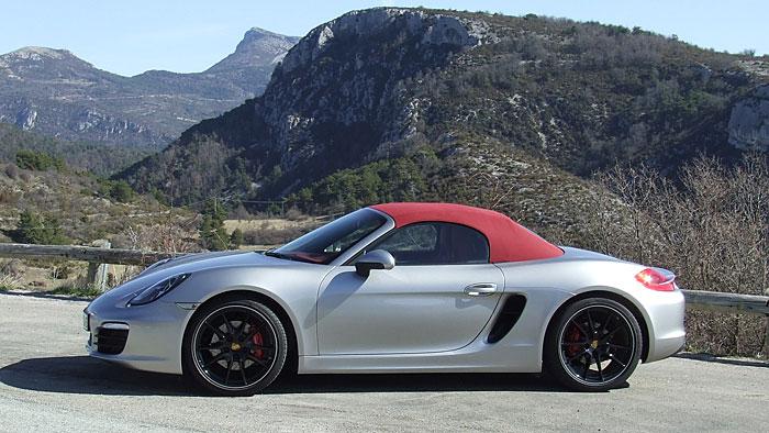 """Porsche Boxster: """"S"""" muss nicht immer 911 sein"""