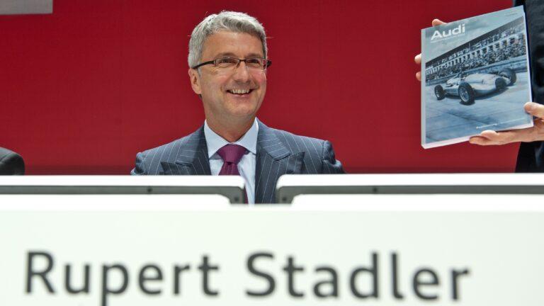 Audi will spätestens 2020 an die Spitze