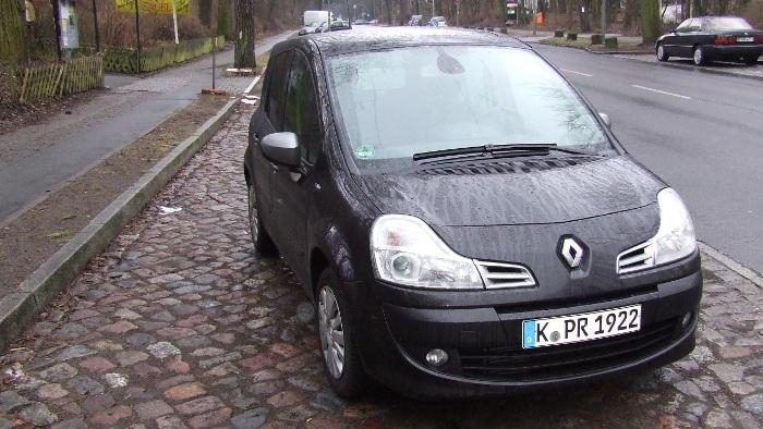 Renault Grand Modus neu AG/Mertens