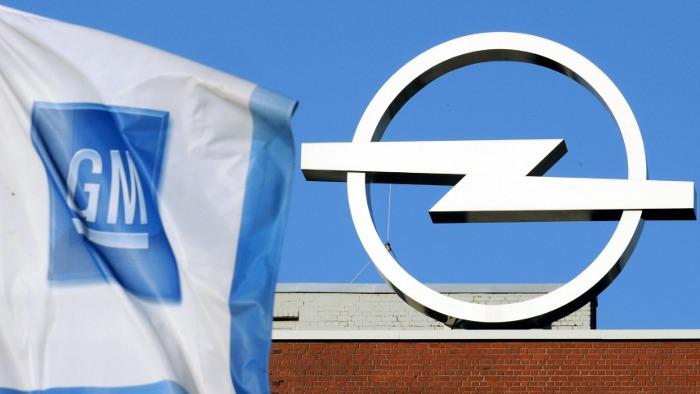 GM mit Milliarden-Verlust in Europa