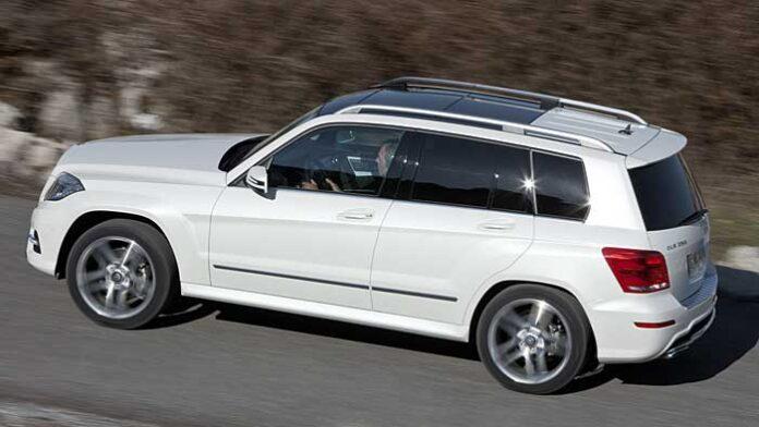 Jeder zweite Mercedes in China ist ein GLK.
