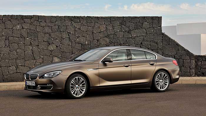 BMW 6er Gran Coupé bildet Abschluss