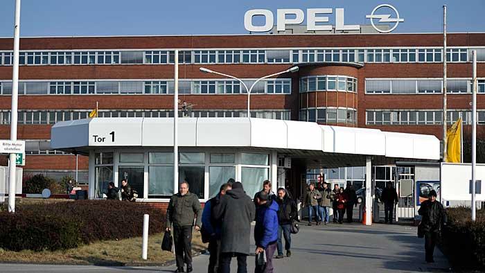 Opel-Betriebsrat: Muss heute keine Entscheidung geben