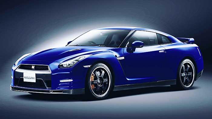 "Nissan GT-R ""Track Pack"""