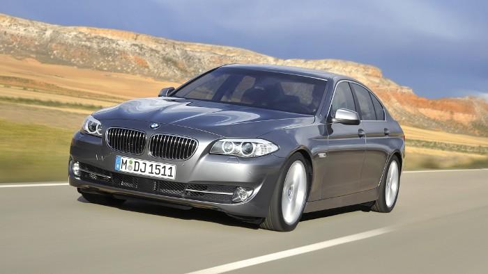 Der BMW 5er ist auch als Gebrauchter zu empfehlen.