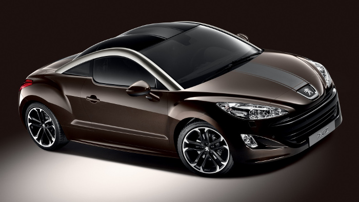 Peugeot RCZ Brownstone neu