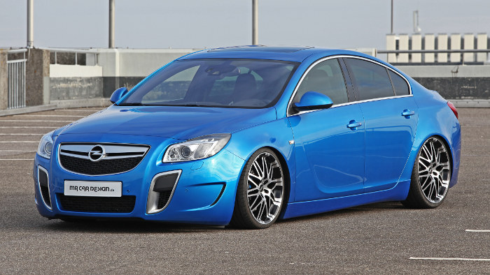 Opel Insignia OPC von MR Car Design