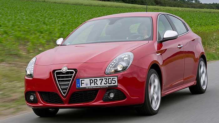 Alfa Giulietta TCT