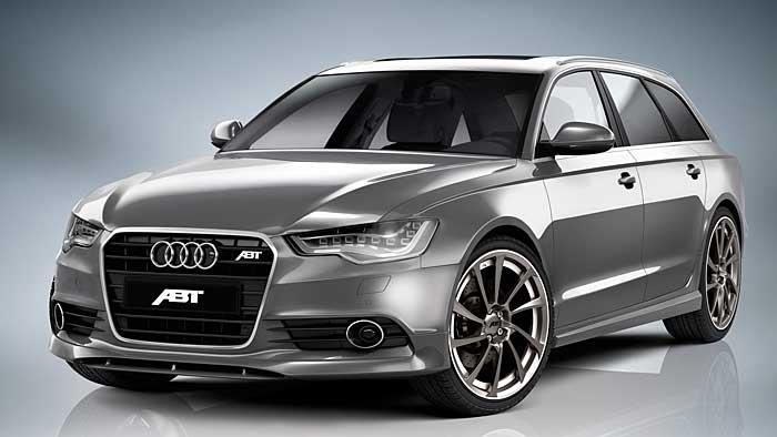 Audi Abt A6 Avant