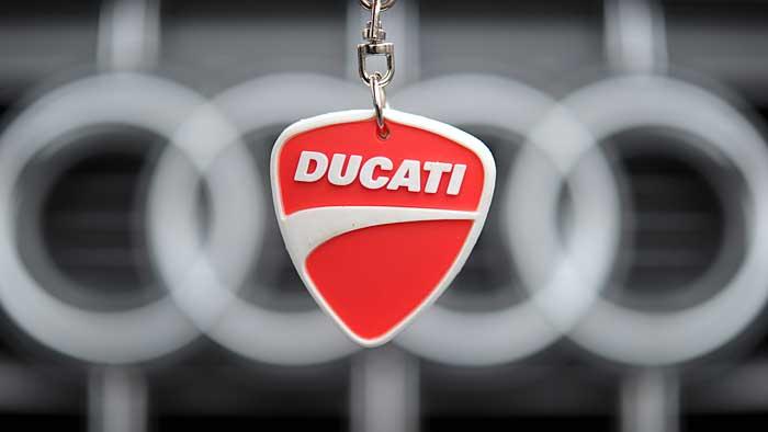 Audi übernimmt Ducati
