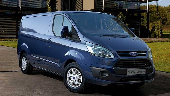 Der Ford Transit kommt in einer neuen Auflage auf den Markt