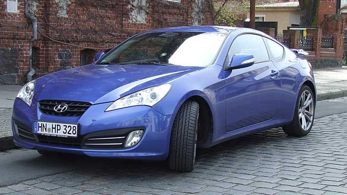 Hyundai Genesis Coupé V6