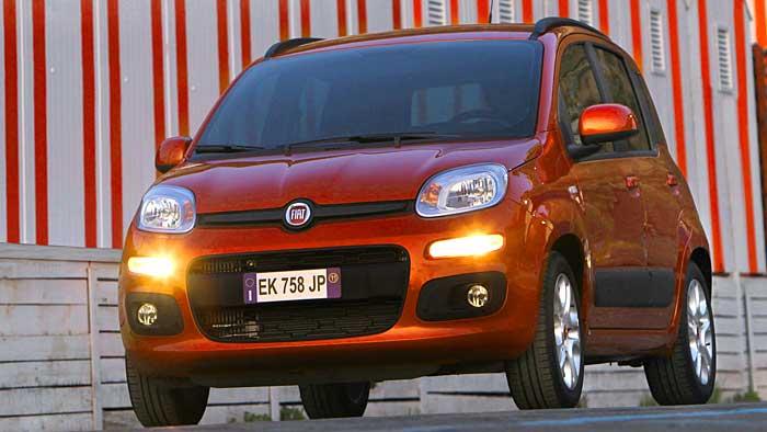 Der Fiat Panda in dritter Generation