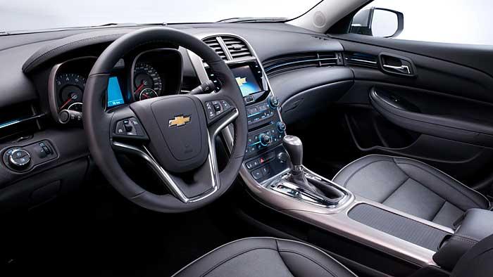 Der Chevrolet Malibu kommt im Juli nach Deutschland