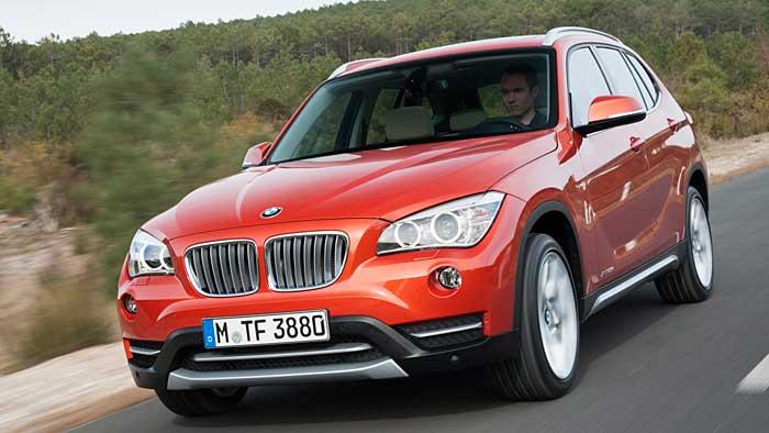 Der BMW X1 erhält neue Aggregate