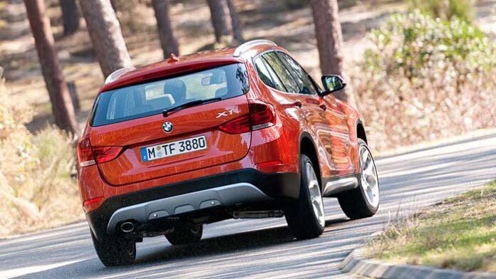 Auch der BMW X1 ist mit hohen Rabatten zu erwerben.