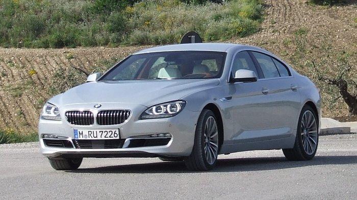 Das neue viertürige 6er Grand Coupe von BMW