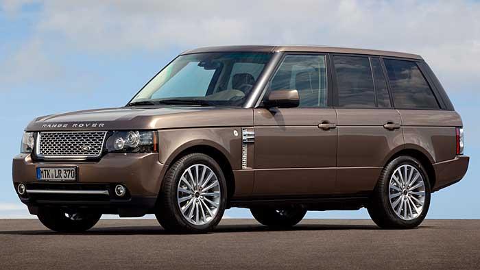 Sondermodell Range Rover Westminster zum königlichen Preis