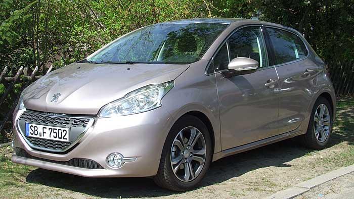 Der Peugeot 208 e-HDi 115