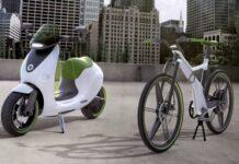 E-Bike von Smart