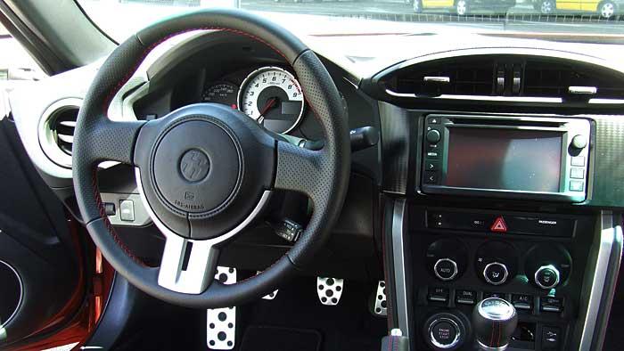 Der Toyota GT86