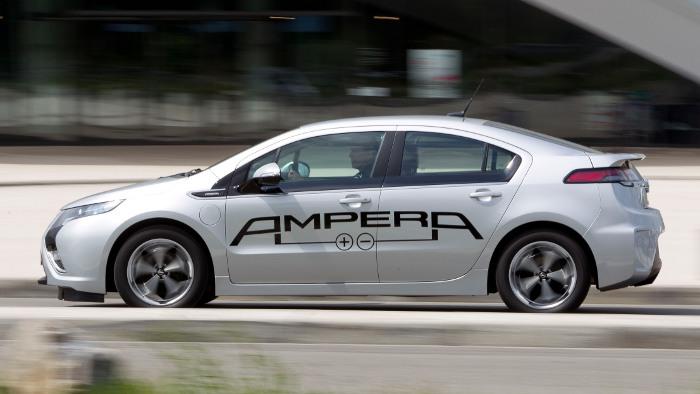 Opel und Autogazette verlosen Testfahrt mit Ampera