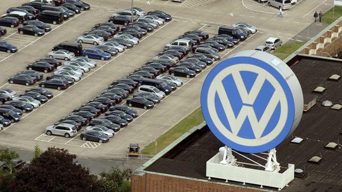 VW mit sattem Absatzplus im Januar