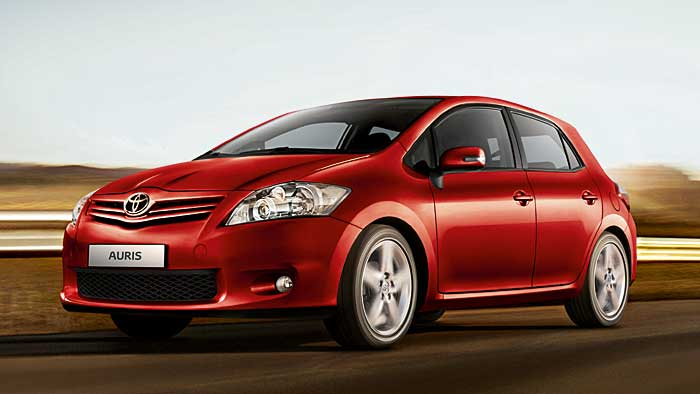 Der Toyota Auris erhält kostenfrei ein Designpaket