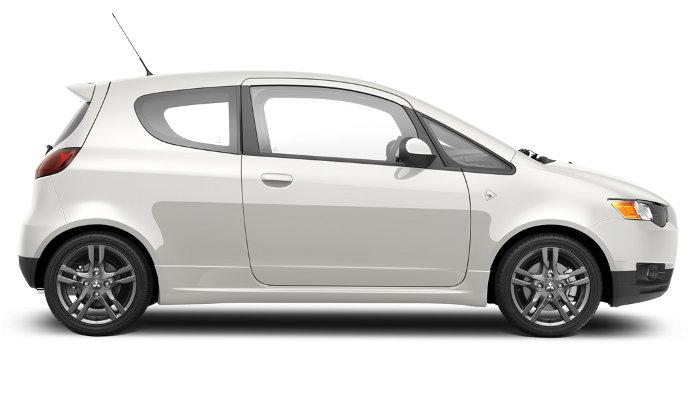 2800 Euro Preisvorteil beim Mitsubishi Colt Athletic