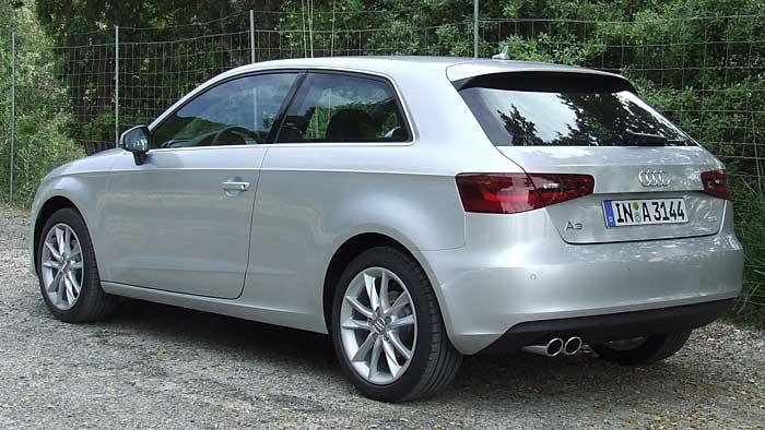 Der neue Audi A3 kommt im August 2012 auf den Markt
