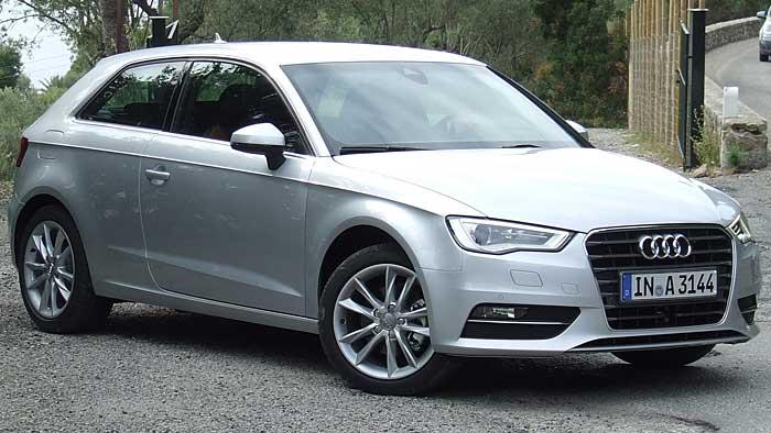 Audi mit Absatzrekord im August