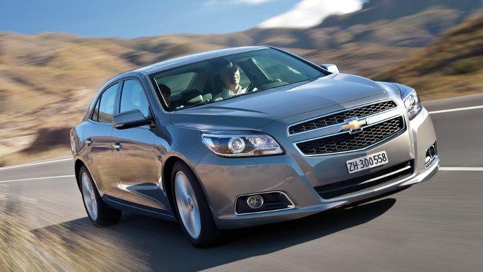 Preis für Chevrolet Malibu steht fest