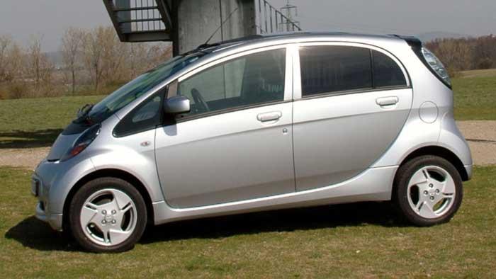 Mitsubishi senkt Preis für Elektroauto i-MIEV