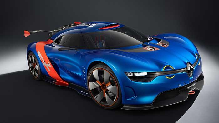 Renault belebt den Alpine neu auf