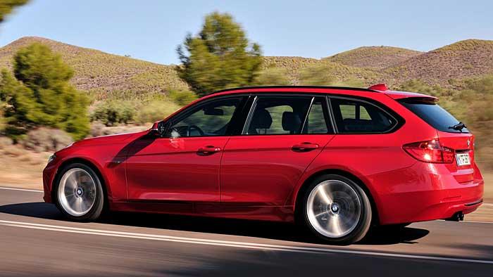 Die 3er-Familie treibt den Wachstum bei BMW an.