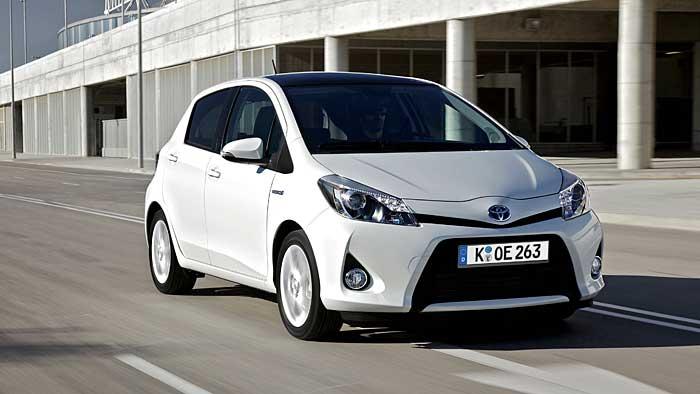 Der Toyota Yaris Hybrid kommt am 16. Juni