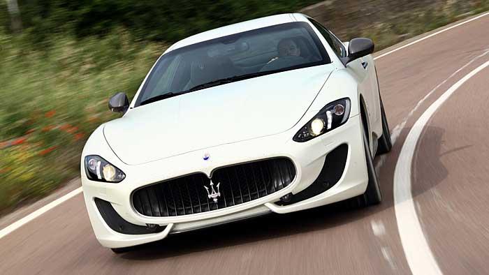 Der Maserati GranTurismo knackt erstmals die 300er-Marke