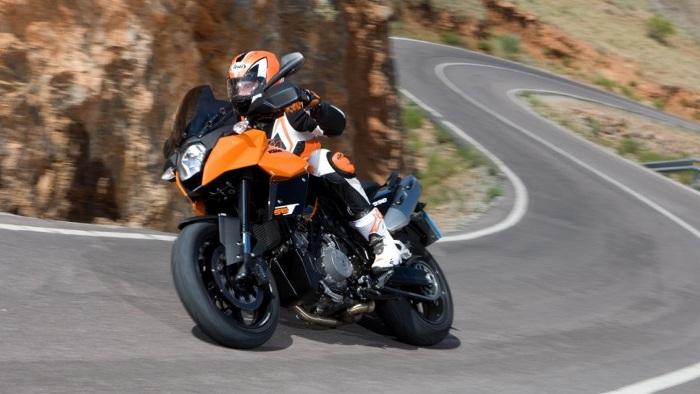 KTM Supermoto T