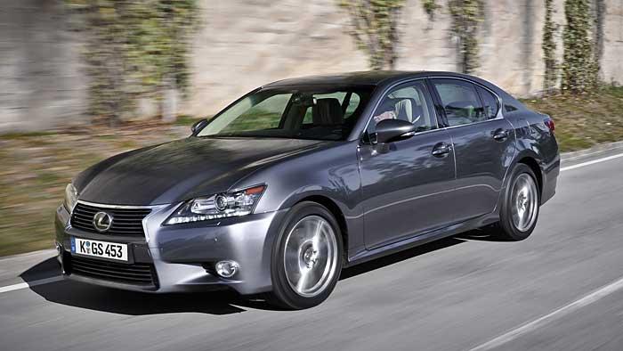 Der neue Lexus GS 250