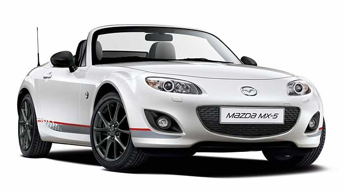 Der Mazda MX-5 Senshu ist auf 200 Exemplare limitiert