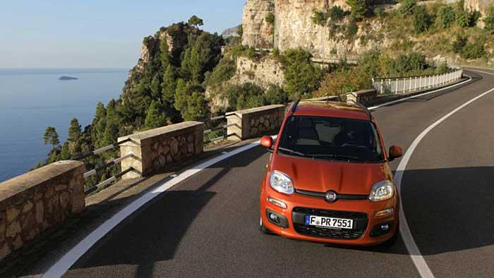 Der Fiat Panda More ist die dritte Ausstattungsvariante der Baureihe