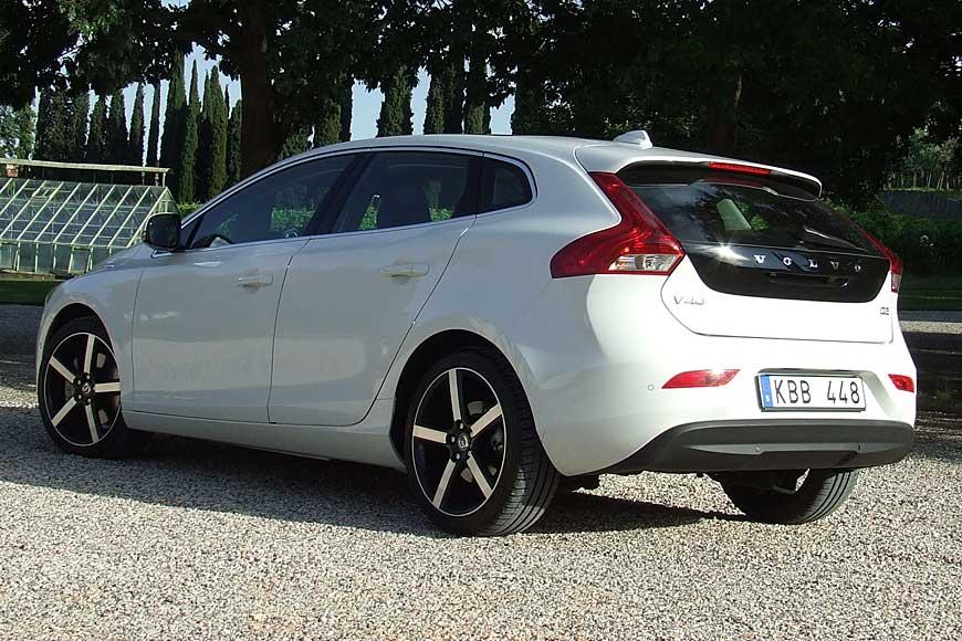 Die Preise für den Volvo V40 beginnen bei 24.680 Euro.