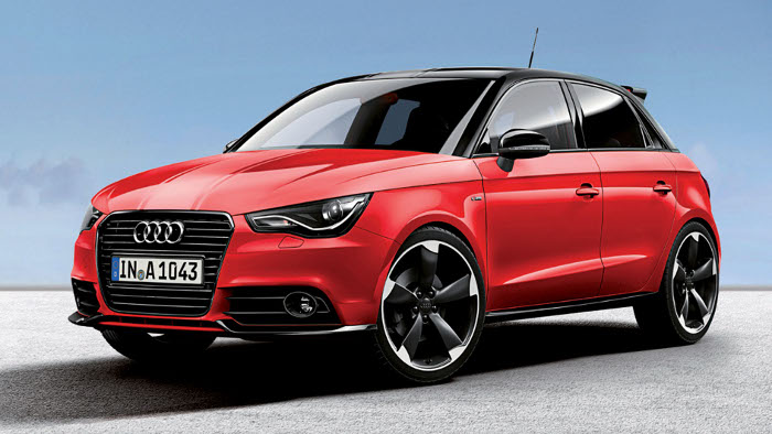 Audi A1 Editionsmodell
