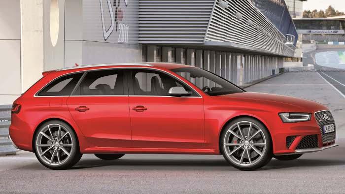 Der Audi RS4