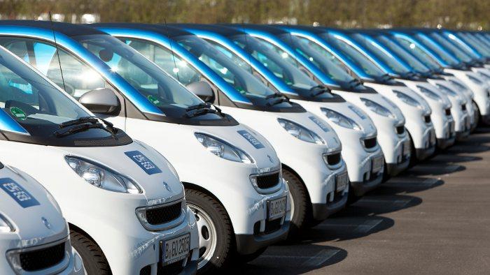 Car2go braucht länger, um profitabel zu sein.