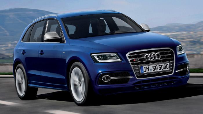 Audi SQ5: Sportlich aufgeladen