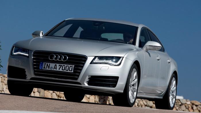 Audi hat Schummel-Software verbaut