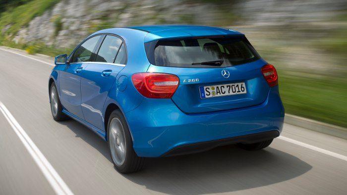 Mercedes A200 CDI: Revolution für junge Reiche