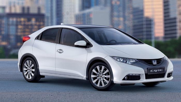 Honda Civic: Preisnachlass zum Geburtstag