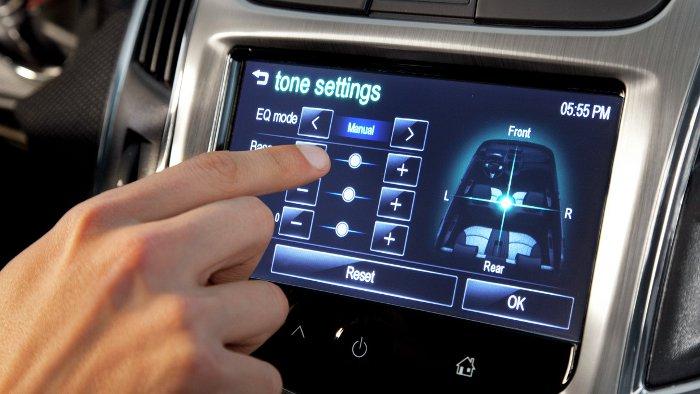 MyLink im Chevrolet Cruze Kombi